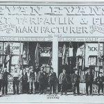 Evan Evans Tent, Tarpaulin & Flag Manufacturer, Designer of the Federal Flag.