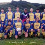 Llanrhystud F.C. 1994-5 football season