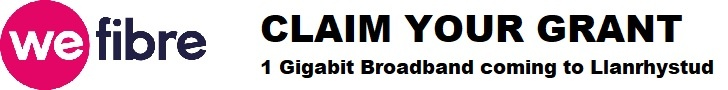WeFibre - Claim your Gigabit broadband grant